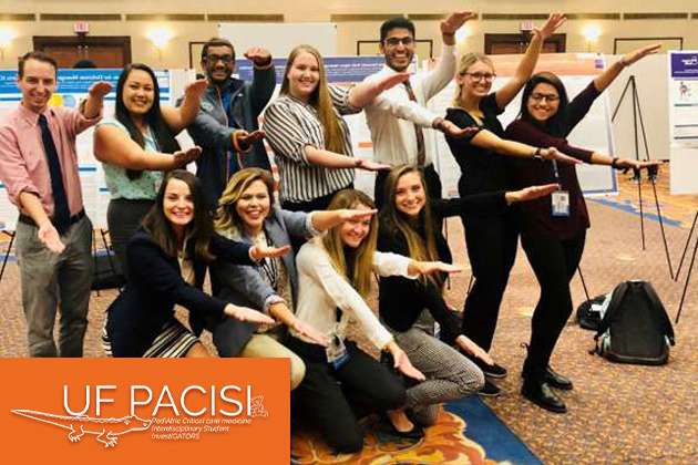 PACISI Group Picture with logo